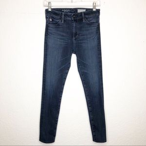 AG | The Farrah High Rise Skinny Jeans Size 25